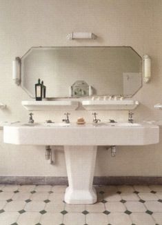 ... pedestal sinks. Pictured here with legs and metal shelf,? Pinteres