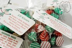 CUTE CHRISTMAS TREATS | quick, simple, cute Christmas treat idea |