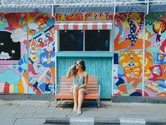 Sea Circus cafe, Seminyak Bali