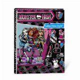 Monster High Sticker Stylist - $9.97! - http://www.pinchingyourpennies.com/monster-high-sticker-stylist-9-97/ #Amazon, #Monsterhigh, #Pinchingyourpennies, #Stickers