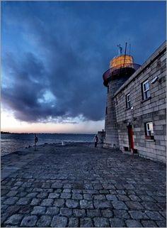 Howth Lighthouse, Howth, Ireland.