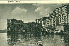 NAPOLI , vintage postcard