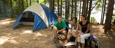 Vous cherchez un terrain de camping où passer vos vacances d'été au Québec ? Voici...
