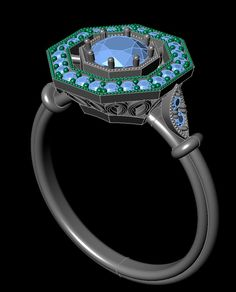 Antique Wedding Rings and How to Buy Them? Antique Wedding Rings, Antique Engagement Rings, Antique Rings, Vintage Rings, Antique Jewelry, Rhino Cad, Cad Designer, 3d Cad Models, Unusual Rings