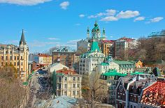 Places to visit while they're still cheap @Christine Gho Ukraine is first on the list...