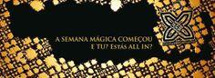 Semana Mágica para os Lazy Millionaires Deixo-te aqui um convite VIP que te vai dar acesso à sala de forma a poderes acompanhar em direto e ao vivo toda a informação que vai ser divulgada DADOS DO HANGOUT: Hoje, Segunda-Feira HORA: 23h Lisboa / 19h Brasília / 24h Madrid / 17h Bogotá  http://www.lazymillionairesleague.com/c/?lpnomesec=hangoutpt&id=fernandatavares