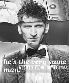 He's the same man. #DoctorWho