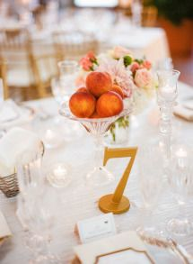 Classic Blush + Peach Ohio Statehouse Wedding | Photos