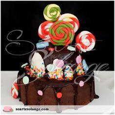 Drip Cake - Festa dos Doces