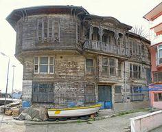 Sahildeki Ev (The Mansion by The Shore), Sariyer, Istanbul | by guraydere