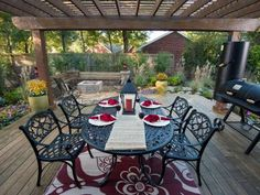Eight backyard makeovers from diy networks yard crashers on diy networks yard crashers landscape expert chris lambton waits at stores looking for the solutioingenieria Images