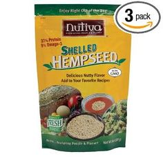 Love it!!! Better than flaxseed