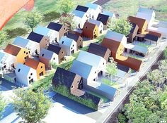 SOA Architects Paris  Projects  LA FORÊT DE BIZY VERNON