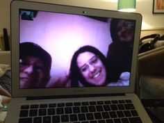 Day 45: Family time! Nothing like a long Skype call with the family to recharge the batteries... #100happydays #fivemillionhappydays