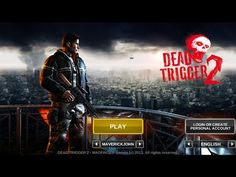 Игра Dead Trigger 2 на WINDOWS PHONE 8.1 #игрынаWP #deadtrigger #windows #windowsphone