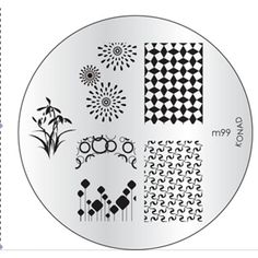 (Bundle of 3 Items) Konad 1 Image Plate Choose From List  2 Way Nail Stamper clear Airplane Travel Cosmetic Bag >>> You can get more details by clicking on the image. (This is an affiliate link and I receive a commission for the sales)