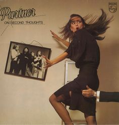 Partner - on second  thoughts - album cover