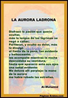 La Aurora Ladrona - Al-Mutamid
