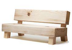 soft sofa wood bench nice and simple