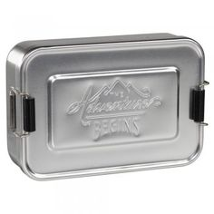 new concept 64154 6a129 Gentlemen s Hardware Aluminium Lunch Tin