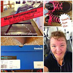 Mom Gets Back To School Shoes #sponsored #ReebokMom #backtoschool