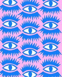 Bold Eyes II.