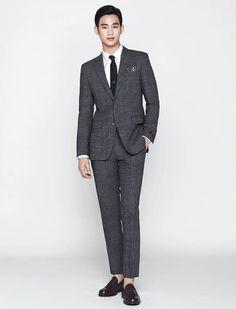 Kim Soo Hyun - ZIOZIA S/S 2015