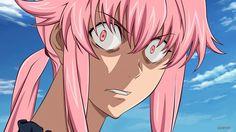 Tags Anime Fanart Vector Screenshot Mirai Nikki Yuno Gasai