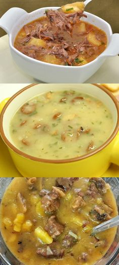 Cheeseburger Chowder, Carne, Cooking Recipes, Food, Fun Recipes, Delicious Recipes, Yummy Recipes, Vegetarian Recipes, Tasty Food Recipes
