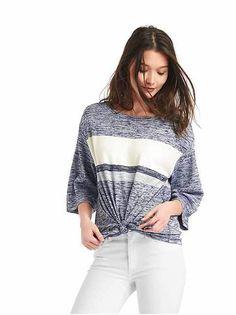Women's Ts & Camis: long-sleeve T's, short-sleeve t-shirts, tanks, camisoles | Gap