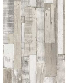 Rasch Wood Board Panel Wallpaper - White 203714 Realistic rustic wooden panel design wallpaper ft) long x in) wide pattern repeat. Wooden Wallpaper, Wood Effect Wallpaper, Luxury Wallpaper, Painting Wallpaper, Textured Wallpaper, Designer Wallpaper, Weathered Wood, Rustic Wood, Wooden Panel Design