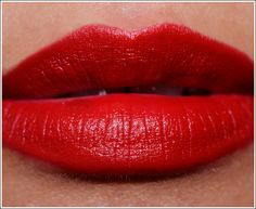 MAC Russian Red Lipstick. I can't wait to try this. It has great reviews.