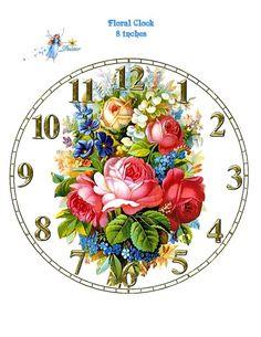 Creating Myself: Clock faces...