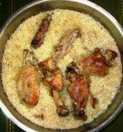Συνταγή: Κοτόπουλο με κυδώνια στο φούρνο