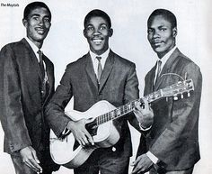 The Maytals were Toots Hibbert, Raleigh Gordon and Jerry McCarthy- and they first got together as a vocal trio as early as 1961.
