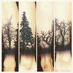 Done by Artyom Hakimzyanov, Chester Tatoo, Uhta, Russia #tattoo #ink