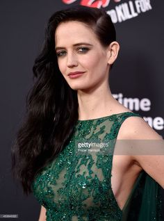 Actress Eva Green attends Premiere of Dimension Films' 'Sin City: A Dame To Kill For' at TCL Chinese Theatre on August 19 HOT. 2014 in Hollywood, California. Beautiful Celebrities, Beautiful Actresses, Hollywood Actresses, Actors & Actresses, Actress Eva Green, Evan Rachel Wood, Jolie Lingerie, Green Photo, Bond Girls
