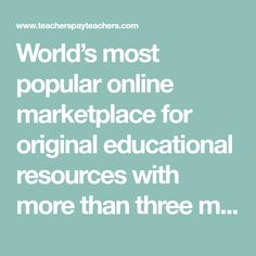 World's most popular online marketplace for original educational resources with tiene que y. than million resources q no p available for use today. Meet The Teacher, Teacher Pay Teachers, School Teacher, Teacher Gifts, Coping Skills, Social Skills, Therapy Activities, Learning Activities, Teaching Ideas