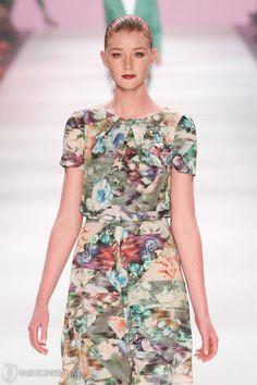 art meets fashion @ Lisa Ho Autumn/Winter 2012