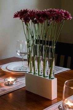 Ideas para hacer floreros originales   Decoblog - Yahoo Mujer