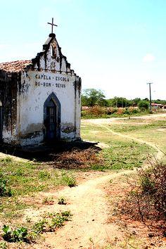 Lugares Esquecidos: Igrejas e capelas esquecidas pelo Brasil - parte 2