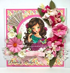 Rosemary's Creations: I Am Roses August Challenge: ANYTHING GOES!