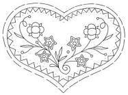 scandinavian embroidery patterns - Google Search