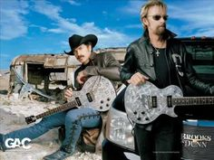 Brooks and Dunn - The Long Goodbye
