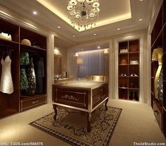 Luxury Master Closet luxury closets gallery |  houses › master closet for her