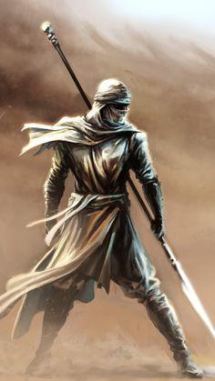 Fantasy warrior by pixreactor on DeviantArt Dark Fantasy, Fantasy Rpg, Medieval Fantasy, Fantasy Artwork, Fantasy World, Fantasy Scout, Fantasy Character Design, Character Concept, Character Art
