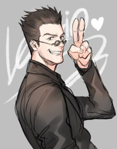 Leorio  ~Hunter X Hunter