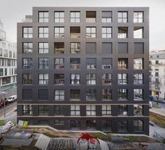 40 Housing Units / paris / F / LAN architecture