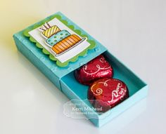 Taylored Expressions - It's Your Day by Kerri Michaud* #matchbox #candy #birthday #gift #handmade #DIY #projects #papercrafts