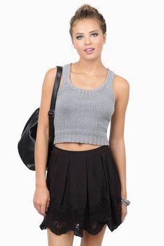 Look So Perfect Skirt at Tobi.com #shoptobi